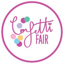 Confetti Fair Magazine Logo