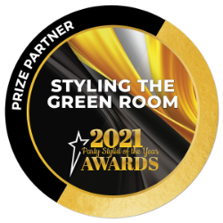 Styling the Green Room Prize Partner Icon