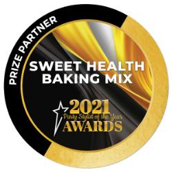 Sweet Health Baking Mix Prize Partner Logo